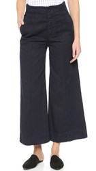 Gold Sign Karla Crop Trouser Jeans Moonlight