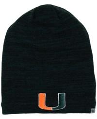 Top Of The World Miami Hurricanes Slouch Knit Hat