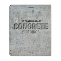 Taschen 100 Contemporary Concrete Buildings Book