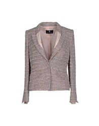 Rena Lange Suits And Jackets Blazers Women Light Pink