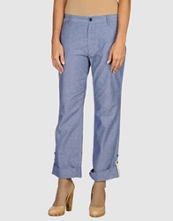 Coming Soon Casual Pants Blue
