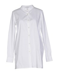 Soho De Luxe Shirts Shirts Women White