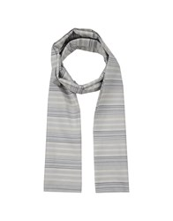 U Ni Ty Accessories Oblong Scarves Men Light Grey