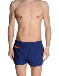 Dondup Swimming Trunks Dark Blue