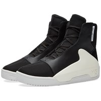 Y 3 Hayworth Mid Black