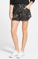 Rvca 'Low Glow' Shorts Black