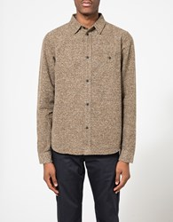 Native Youth Granite Shirt Brown