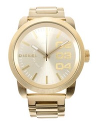 Diesel Wrist Watches Gold
