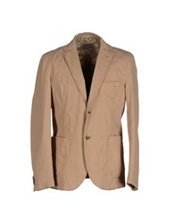 Sun 68 Suits And Jackets Blazers Men Sand