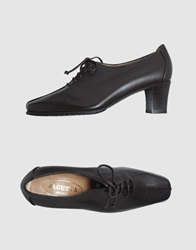Bagutta Lace Up Shoes Black