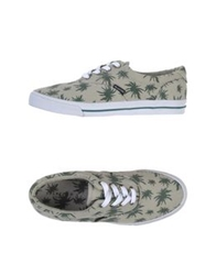 Selected Homme Low Tops And Trainers Military Green
