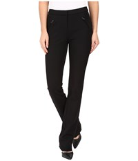 Rebecca Taylor Twill Pants Black Women's Casual Pants