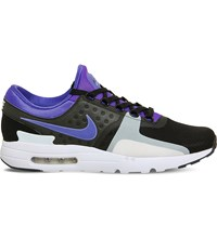 Nike Air Max Zero Mesh Trainers Black Persian Violet