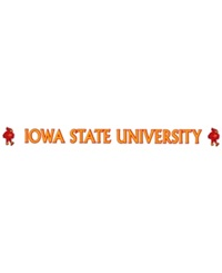 Stockdale Iowa State Cyclones Long Decal Team Color