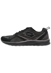 Lotto Speedride Neutral Running Shoes Black Asphalt