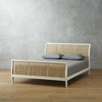 Cb2 Cecilia Queen Bed