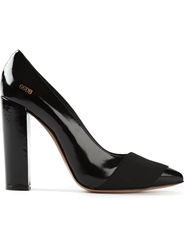 Golden Goose Deluxe Brand Chunky Heel Pumps Black