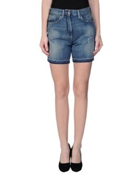 Armani Jeans Denim Shorts Blue