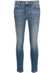 The Great Skinny Fit Jeans Blue