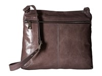 Hobo Lorna Granite Cross Body Handbags Gray
