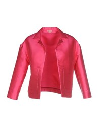 P.A.R.O.S.H. Suits And Jackets Blazers Women Fuchsia