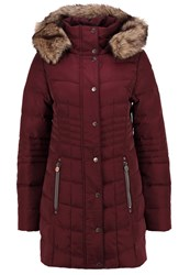 S.Oliver Down Coat Purple Red