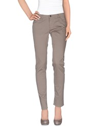 Cycle Trousers Casual Trousers Women Grey