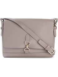Bertoni 1949 'Dani' Shoulder Bag Grey