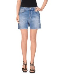 Mauro Grifoni Denim Denim Shorts Women