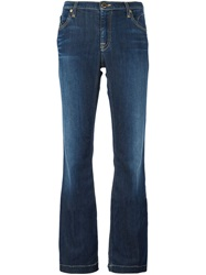 Armani Jeans Flared Jeans Blue