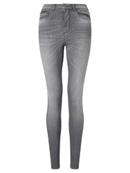John Lewis Collection Weekend By Super Skinny Jeans Grey