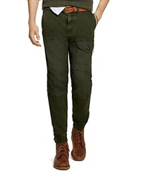 Polo Ralph Lauren Straight Fit Cargo Pants Mill Olive