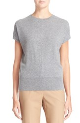Women's Theory 'Arshelle' Cap Sleeve Cashmere Tee