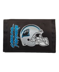 Rico Industries Carolina Panthers Nylon Wallet Team Color