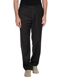 Boss Black Trousers Casual Trousers Men Lead