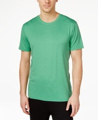 32 Degrees By Weatherproof Crew Neck T Shirt Evergreen Heather