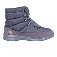 The North Face Thermoball Women's Walking Shoes Grey Heather