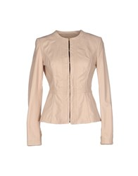 Betty Blue Suits And Jackets Blazers Women Beige