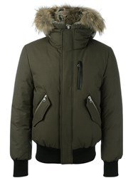 Mackage 'Dixon' Coat Green