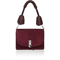 Altuzarra Women's Ghianda Flap Front Shoulder Bag Burgundy
