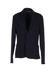 Perfection Suits And Jackets Blazers Men Dark Blue