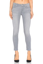 7 For All Mankind The Ankle Skinny Gray