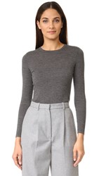 Tse Cashmere Crew Neck Sweater Orbit Grey