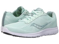 Saucony Ideal Mint White Women's Shoes Green