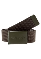 Carhartt Wip Belt Cypress Dark Green