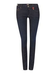 Replay Luz Skinny Jeans Denim Dark Wash