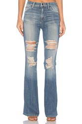 Joe's Jeans Bev Collector's Edition The Wasteland Flare Light Blue
