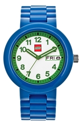 Lego 'Classic' Bracelet Watch 42Mm Blue