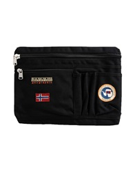 Napapijri Work Bags Black