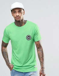 Hype T Shirt With Crest Logo Green